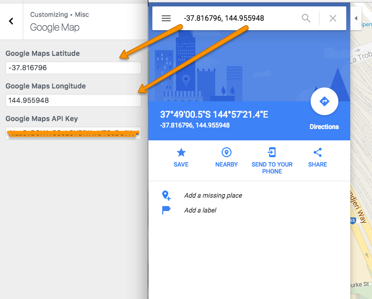 how to get google map key
